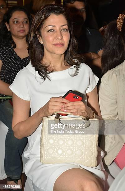 Aditi Govitrikar at India Today Bodyrocks in Mumbai