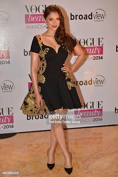 Aditi Rao Hydari at Vogue Beauty Awards in Mumbai
