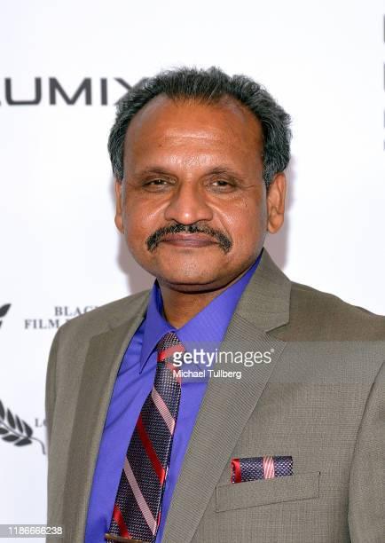 Aditya Sharma attends the Kash Hovey and Friends Film Block at Film Fest LA at Regal Cinemas LA LIVE Stadium 14 on November 09 2019 in Los Angeles...