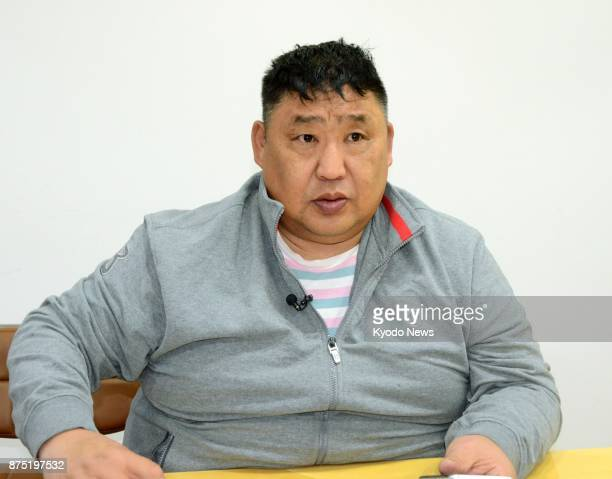 Adiya Luvsan whose younger brother and sumo wrestler Takanoiwa was assaulted by sumo grand champion Harumafuji in October 2017 has an interview in...