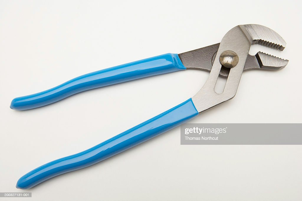 Adjustable wrench : Stock Photo