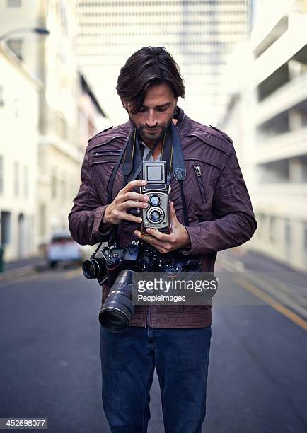 カメラの設定の調整