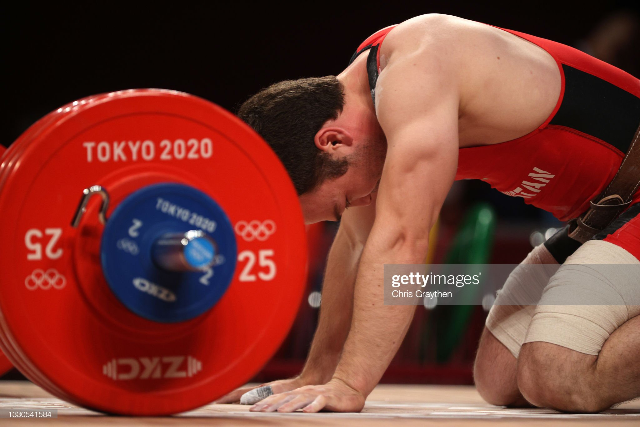 Weightlifting - Olympics: Day 2 : News Photo