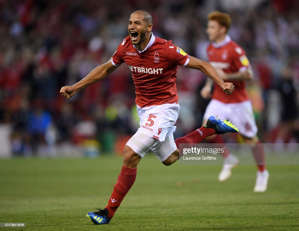 Nottingham Forest v West Bromwich Albion - Sky Bet Championship : News Photo