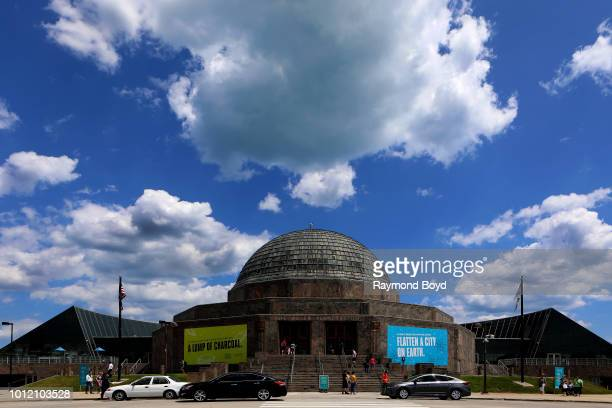 Adler Planetarium in Chicago Illinois on July 26 2018