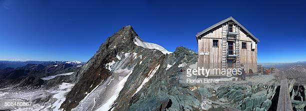 Adlersruh Erzherzog Johann Hütte Großglockner Nationalpark Hohe Tauern Kals climbing klettern Stüdlgrat.