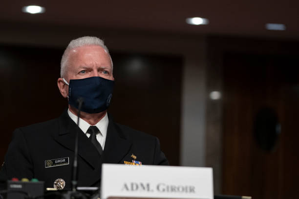 DC: Dr. Anthony Fauci Testifies Before Senate On Federal Response To Pandemic