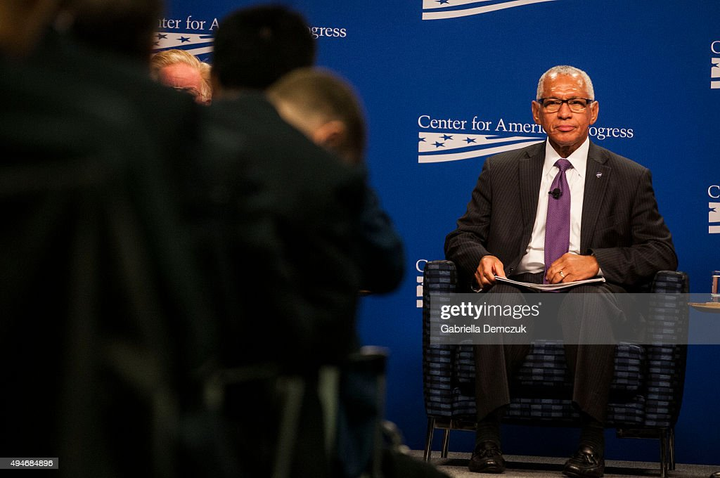 NASA Administrator Bolden Discusses Next Steps In Human Space Exploraton