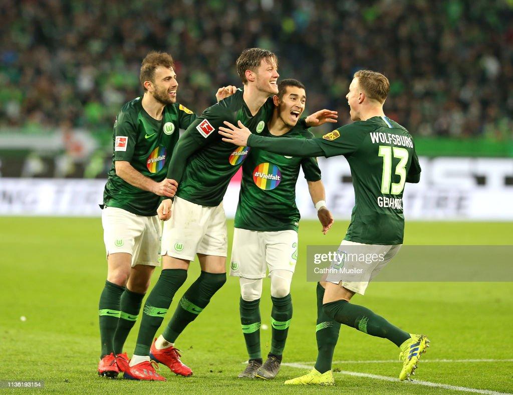 DEU: VfL Wolfsburg v Fortuna Duesseldorf - Bundesliga