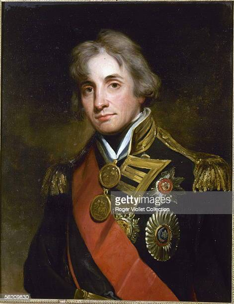 Admiral Horatio Nelson according to Healy Museum of Versailles RVB02767