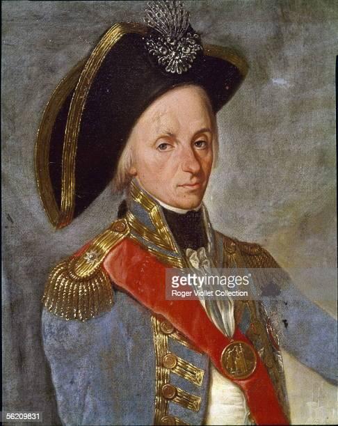 Admiral Horatio Nelson , by Leonardo Guzzardi. Naples, museum of San Martino. RVB-02818.
