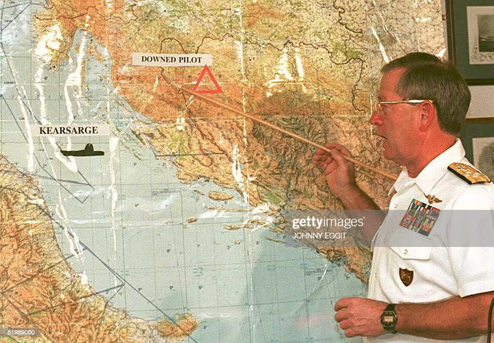 Admiral Leighton Smith NATO Southern Region Comma Pictures - Southern region us map
