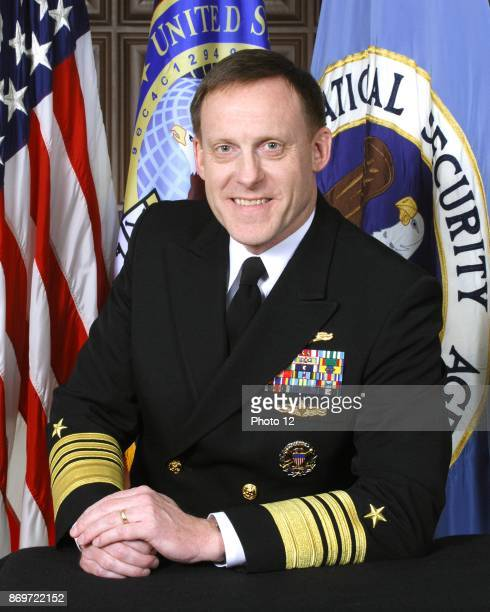 Admiral Michael S Rogers Director of the National Security Agency