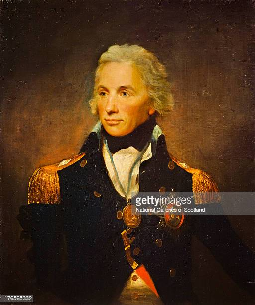 Admiral victor of Trafalgar by Lemuel Francis Abbott 1797 Oil on canvas