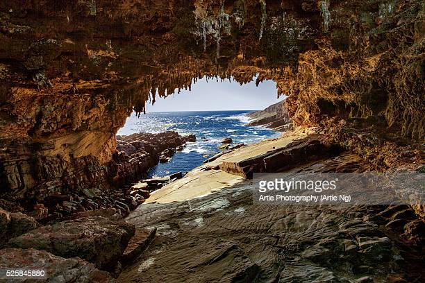 Admirals Arch, Flinders Chase National Park, Kangaroo Island, South Australia