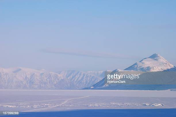 Ammiragliato ingresso, Isola di Baffin.