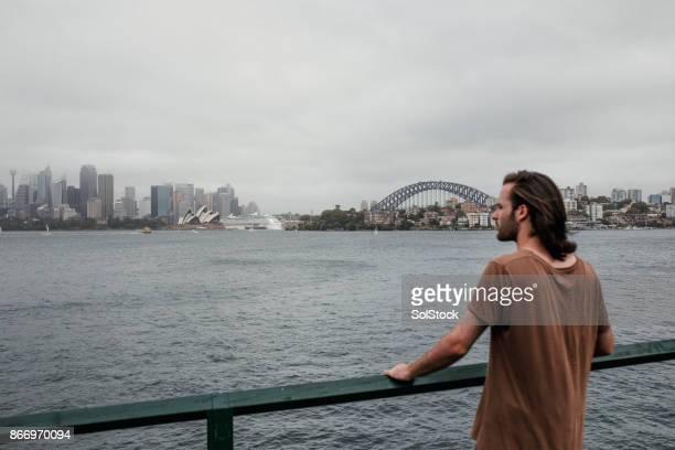 Admiring Sydney