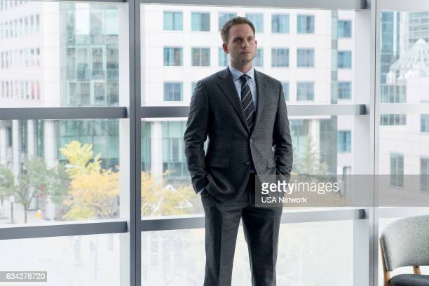 """Admission of Guilt"""" Episode 614 -- Pictured: Patrick J. Adams as Michael Ross --"""
