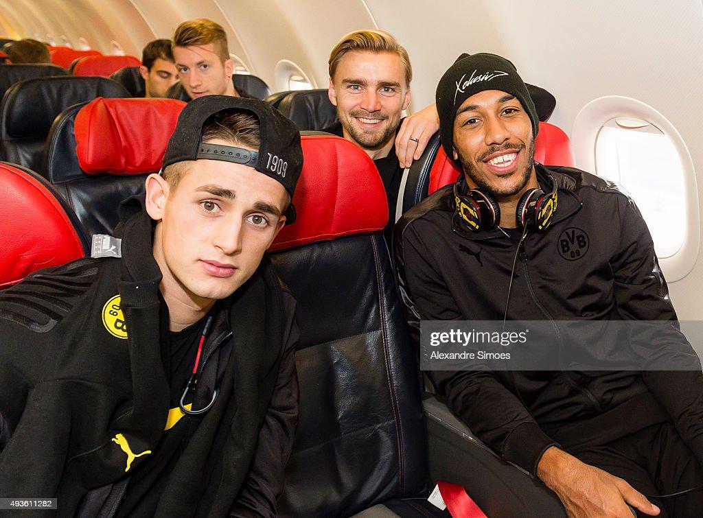 Borussia Dortmund - Training & Press Conference : News Photo