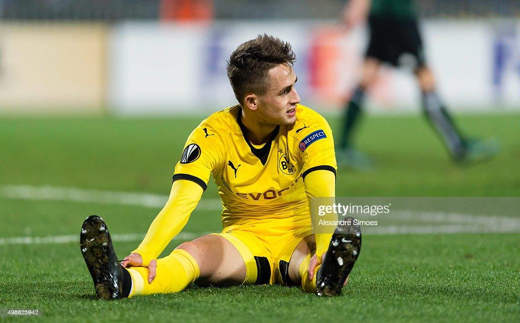 FC Krasnodar v Borussia Dortmund - UEFA Europa League : Foto di attualità