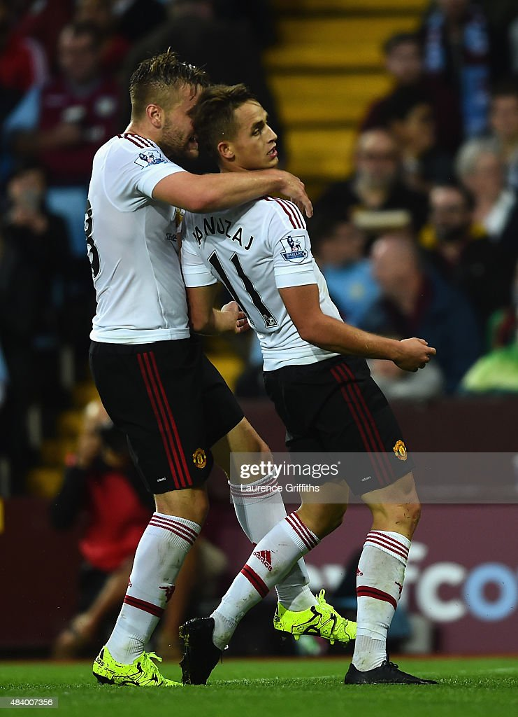Aston Villa v Manchester United - Premier League : ニュース写真
