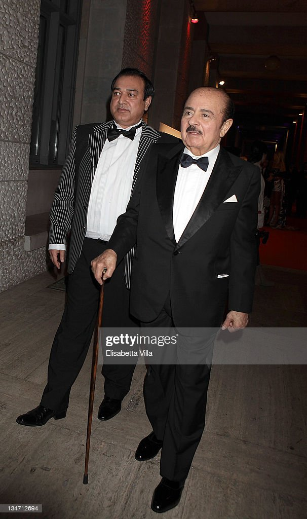 The Children For Peace - Rome Annual Gala Event : News Photo