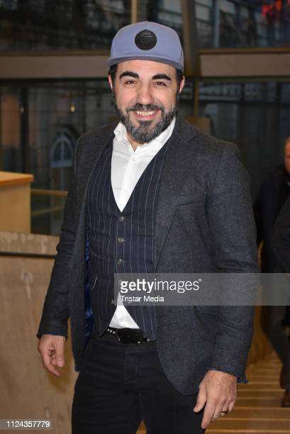 Adnan Maral attends the ARTE reception during 69th Berlinale International Film Festival at on February 12 2019 in Berlin Germany