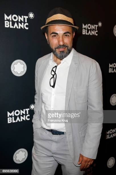 Adnan Maral attends the Montblanc De La Culture Arts Patronage Award 2017 at Humboldt Carre on June 13 2017 in Berlin Germany