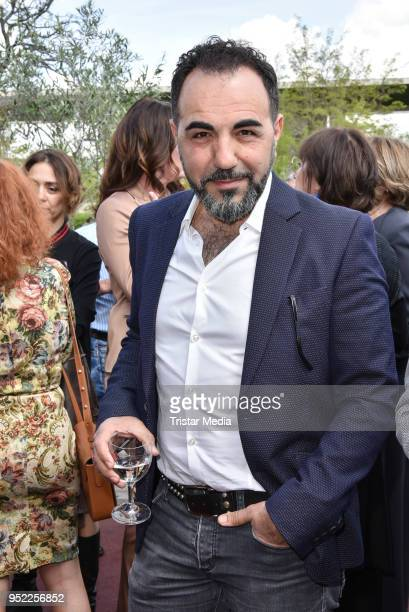 Adnan Maral during the 45th anniversary celebration of Ziegler Film at Tipi am Kanzleramt on April 27 2018 in Berlin Germany