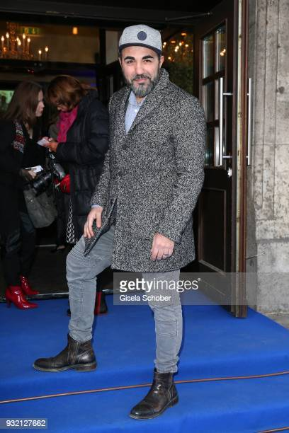 Adnan Maral during the NdF after work press cocktail at Parkcafe on March 14 2018 in Munich Germany