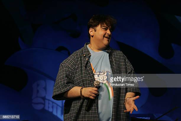Adnan Sami at a farewell function by Pepsi at Kamala Mill Coumpound