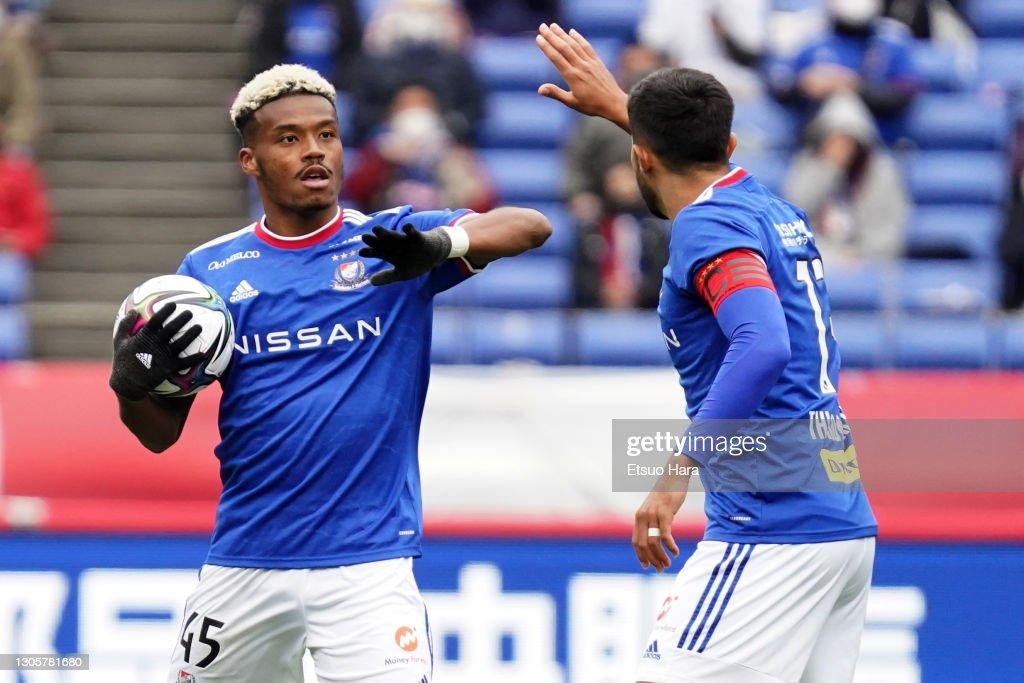 Yokohama F.Marinos v Sanfrecce Hiroshima - J.League Meiji Yasuda J1 : ニュース写真