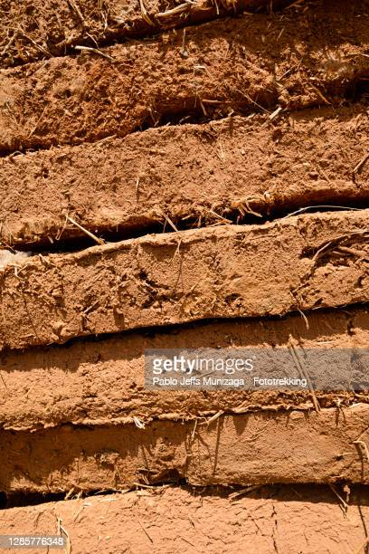 adobe bricks - adobe stock pictures, royalty-free photos & images