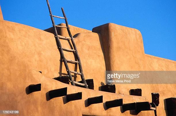 Adobe Church, Santa Fe, New Mexico