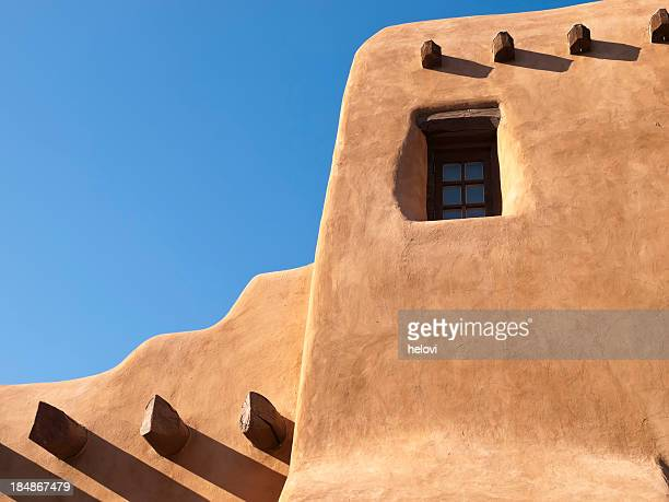 adobe house - southwest usa stock pictures, royalty-free photos & images