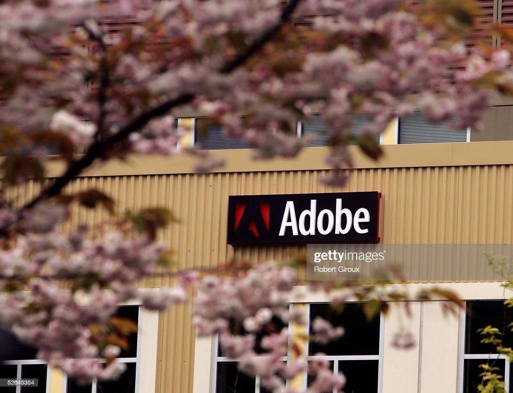 Adobe To Acquire Macromedia For $3.4 Billion : News Photo