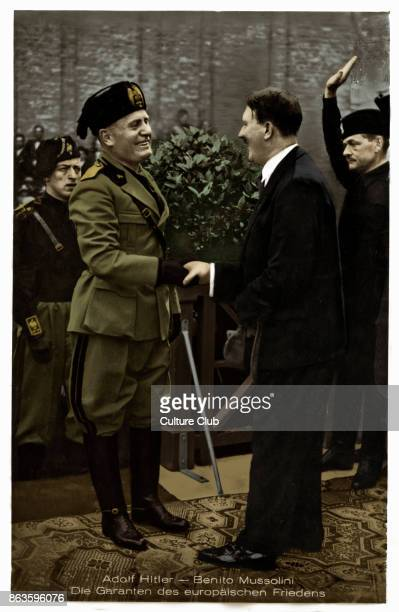 Austrianborn German politician and the leader of the National Socialist German Workers Party 20 April 1889 30 April 1945 BM 40th Prime Minister of...