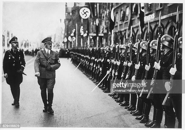 Adolf Hitler at the Parteitag der Freiheit 1935