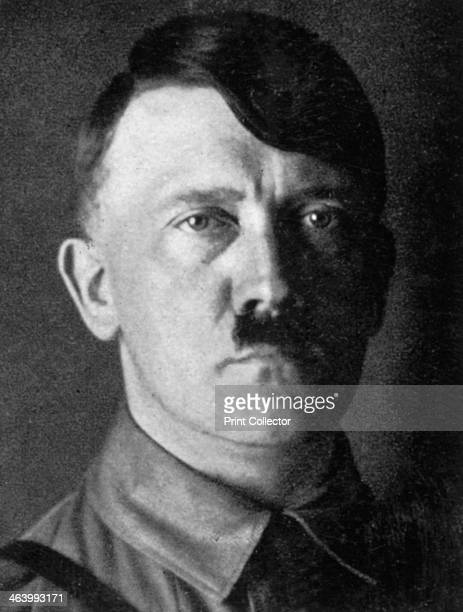Adolf Hitler Austrian born dictator of Nazi Germany 1929 Hitler became leader of the National Socialist German Workers party in 1921 After an...
