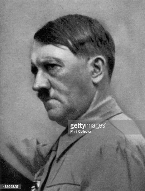 a biography of adolf hitler a dictator of nazi germany Adolf hitler is known as one of the most evil men in history he has become a martyr, of sorts, for nazis and neo-nazi followers, as well as anti-semitists who agree with what he did while in control of germany.