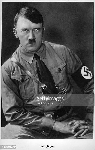 Adolf Hitler Austrian born dictator of Nazi Germany 1938 Hitler became leader of the National Socialist German Workers party in 1921 After an...