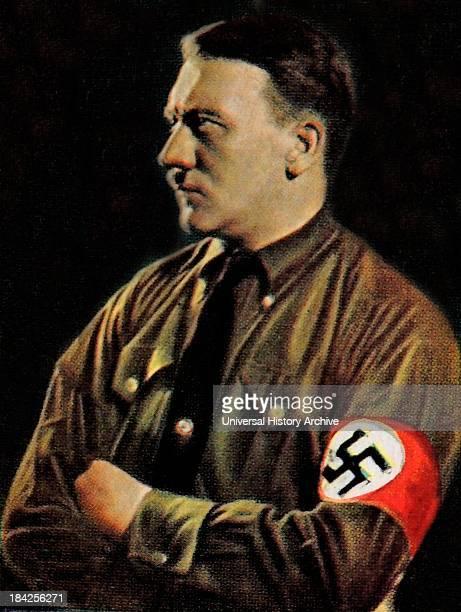 Adolf Hitler Nazi party leader circa 1928/30