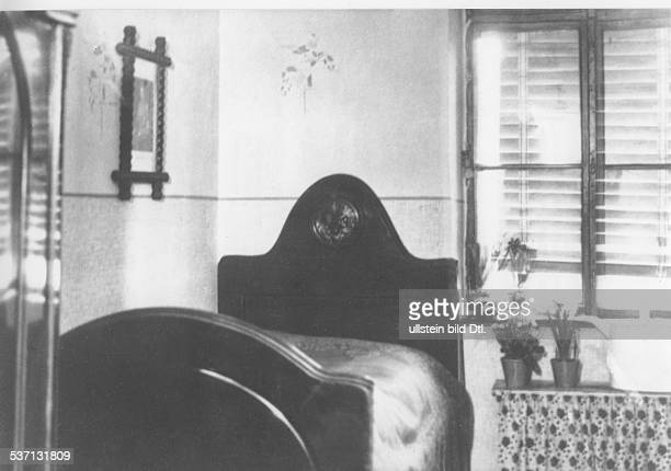 Adolf Hitler Politiker NSDAP D Unterkunft in der SimonDenkGasse 11 im XI Wiener Bezirk veröffentlicht