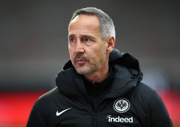 DEU: 1. FC Union Berlin v Eintracht Frankfurt - Bundesliga