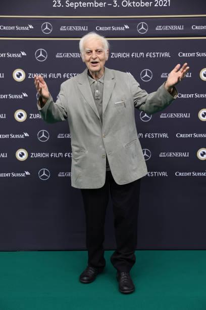 """CHE: """"Adolf Muschg - Der Andere"""" Photocall - 17th Zurich Film Festival"""