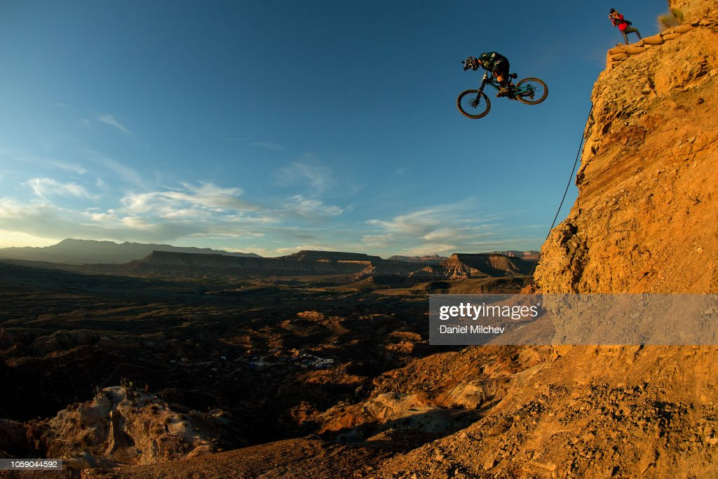 Red Bull Rampage 2018 : News Photo