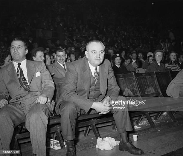 Adolph Rupp basketball coach of Kentucky University