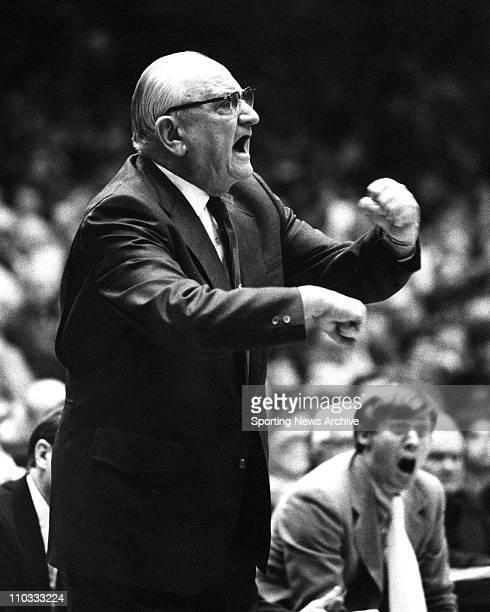 Adolph Rupp Coach University of Kentucky