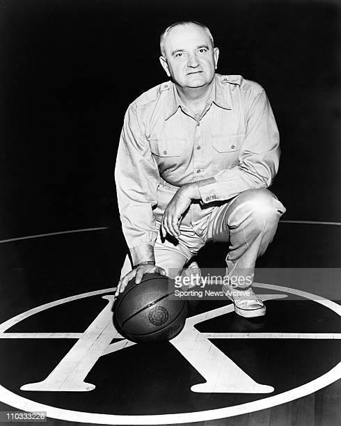 Adolph Rupp University of Kentucky Coach