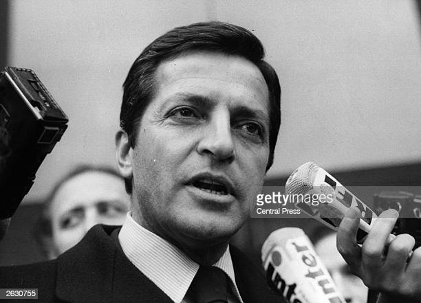 Adolpho Suarez the Spanish politician and prime minister